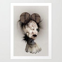 DEBORAH Art Print