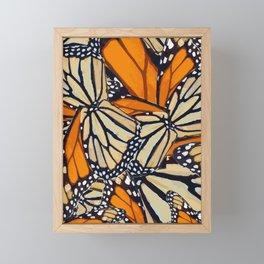 monarch Framed Mini Art Print
