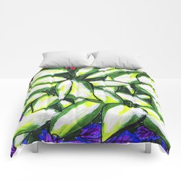 Colorful nature Comforters
