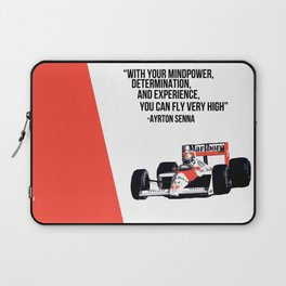 Senna Inspriation Laptop Sleeve