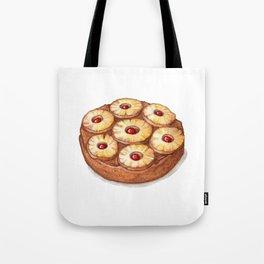 Desserts: Upside-Down Cake Tote Bag