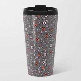 Floral Vibes - Dark Shades Travel Mug
