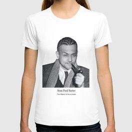 Sean Paul Sartre T-shirt