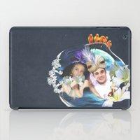 aladdin iPad Cases featuring Aladdin & Jasmine by FarbCafé