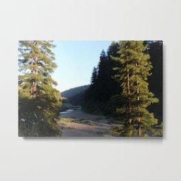 Eel River 1 Metal Print