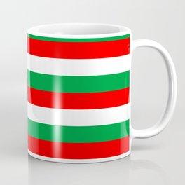 italy hungary bulgaria iran mexico Madagascar flag stripes Coffee Mug