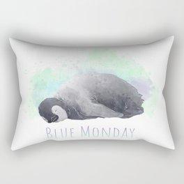 Every Monday is... Rectangular Pillow