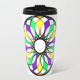 The Mardi Gras Spiral Travel Mug