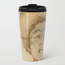 -Leith/wild boy- Travel Mug