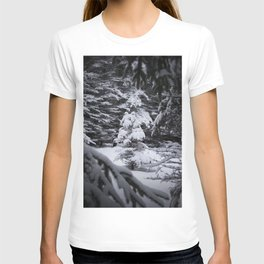 Through the Covered Trees T-shirt