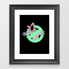 DemoBusters Framed Art Print