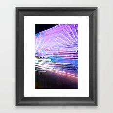 Night Light 66 Framed Art Print