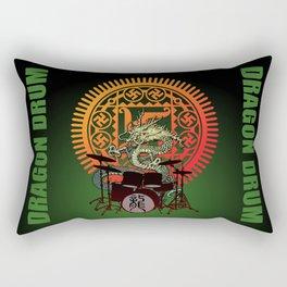Dragon drum Rectangular Pillow