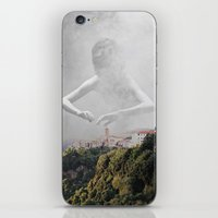 fog iPhone & iPod Skins featuring fog by yungbootyqueen