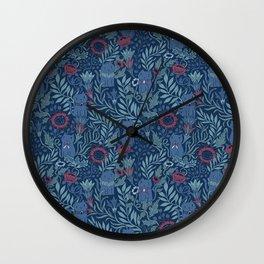 Victorian cats Wall Clock