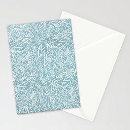 lighting pattern Stationery Cards