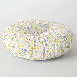 Pineapple Welcome Summer Floor Pillow