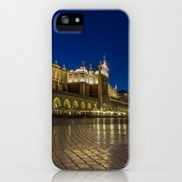 Cloth hall. iPhone Case
