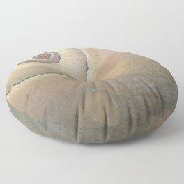 Moon Shell Cosmos Floor Pillow