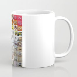 R dot Coffee Mug