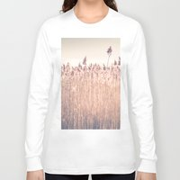 cape cod Long Sleeve T-shirts featuring Cape Cod Salt Marsh by ELIZABETH THOMAS Photography of Cape Cod