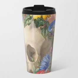 Vanitas Still Life Travel Mug