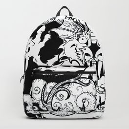 Korean Dragon Backpack