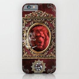 King Smokey iPhone Case