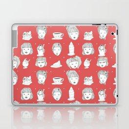 Sweet Girls Laptop & iPad Skin