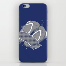 'sleep'pers iPhone & iPod Skin