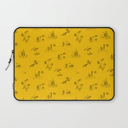 The Space Race v2 Laptop Sleeve