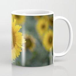 Tournesol jaune Coffee Mug