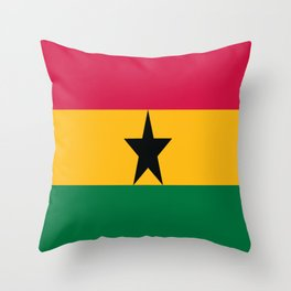 AAGA Throw Pillow
