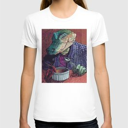 What's in the Gumbo T-shirt