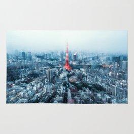 Tokyo Megacity Rug
