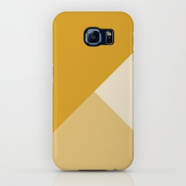 Mustard Tones iPhone Case
