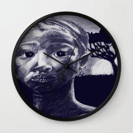 Child of War 2 Wall Clock