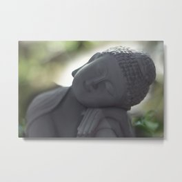 Peacefull thoughts Metal Print
