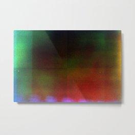 Color Film Metal Print