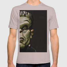 Frankenstein SMALL Cinder Mens Fitted Tee