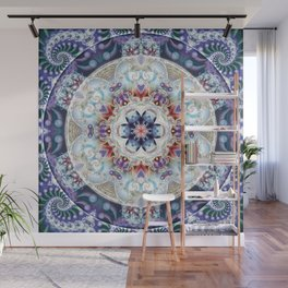 Mandalas from the Voice of Eternity 1 Wall Mural