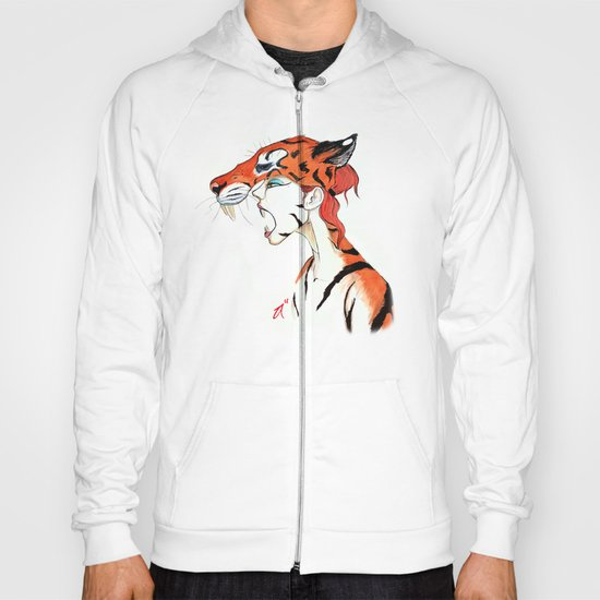 The Masquerade:  The Bengal Hoody