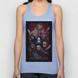 Horror Guice Unisex Tank Top