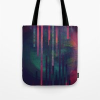 sound Tote Bags featuring Sound by DuckyB