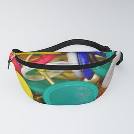 Colorful pushpins Fanny Pack