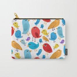 Birds Birds Birds Carry-All Pouch