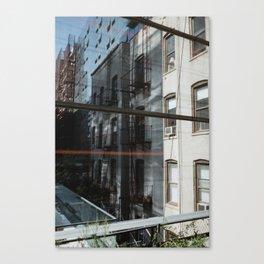 New York City Highline Canvas Print