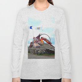 Shediac Lobster Long Sleeve T-shirt