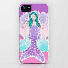 Mermaid Gradient iPhone Case