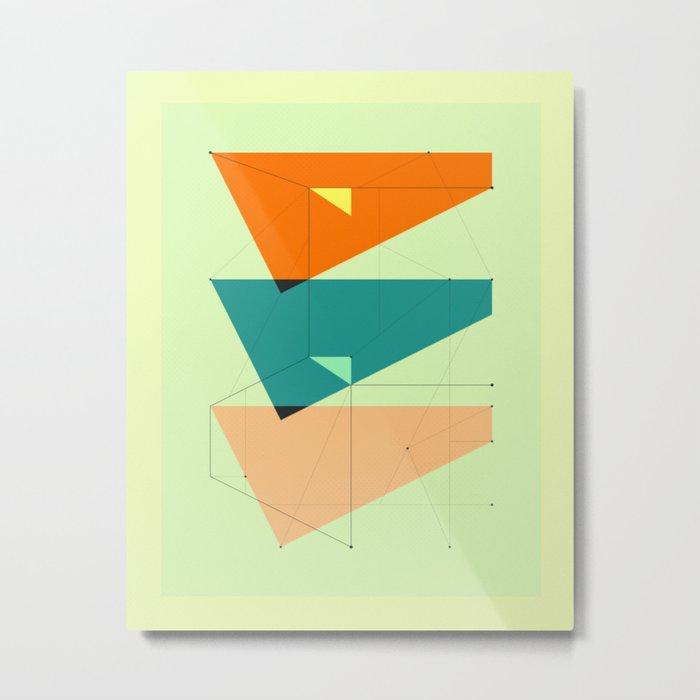 DELINEATION (106) Metal Print
